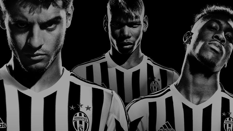 Juventus 2015-16 Kit Launch