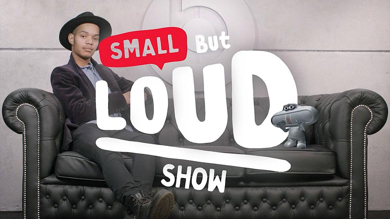 SmallButLoudShowRizzleShits