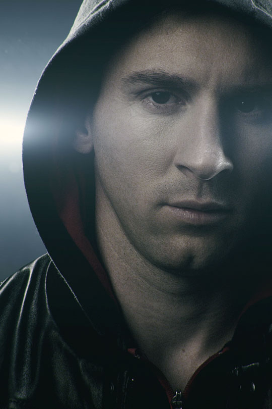 There Will  Be Haters: Leo Messi