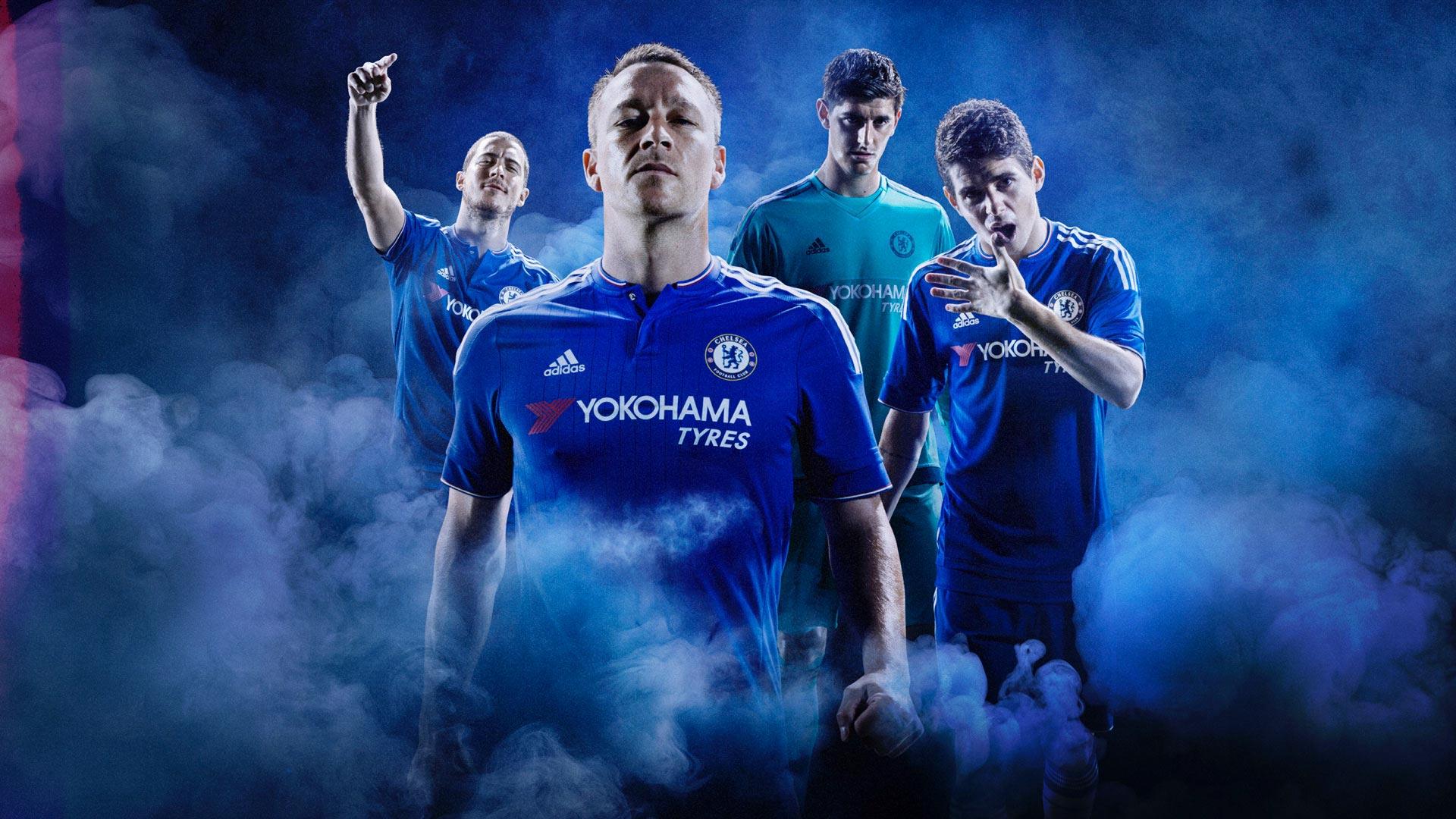 Chelsea 2015-16 Kit Launch